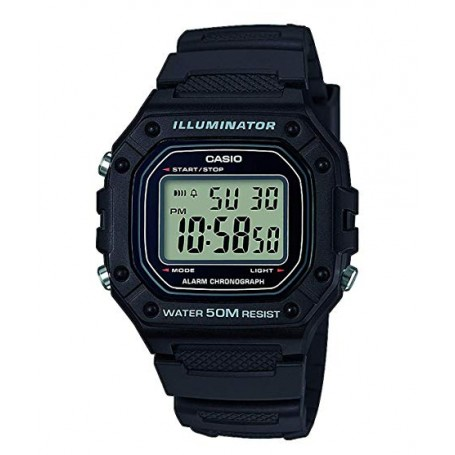 Casio orologio da polso CASIO COLLECTION | W-218H-1AVEF