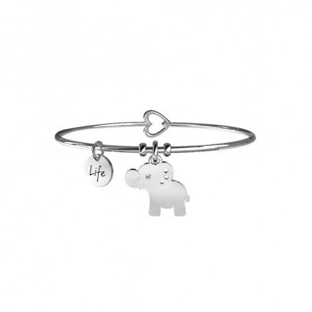 Kidult bracciale rigido Elefante|Forza Interiore - 231560