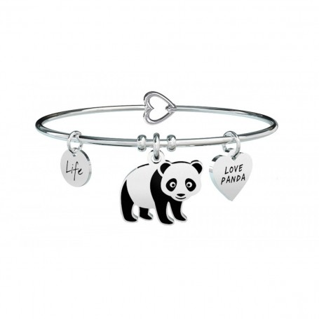 Kidult bracciale rigido Panda|Equilibrio - 731294