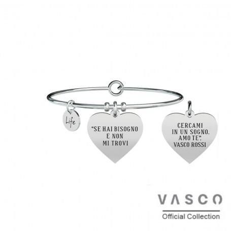 Kidult bracciale rigido Vasco Rossi Collection - 731468