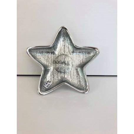 Dogale ciotolina a stella piccola argentata | 51.36.7911