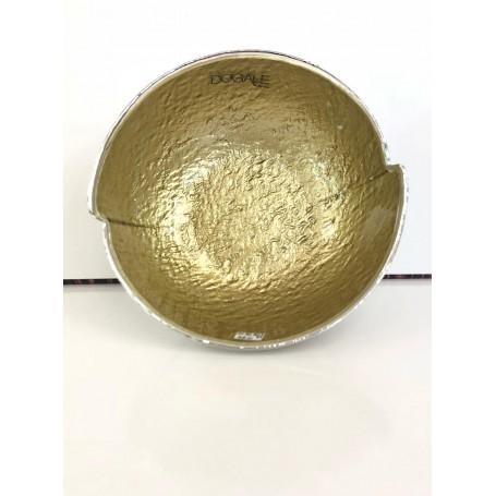 Dogale ciotola dorata tonda | 51.36.1613