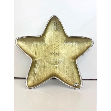 Dogale ciotola dorata a stella | 51.36.8113