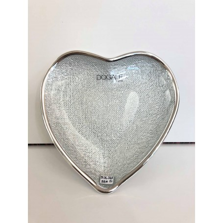 Dogale ciotolina cuore smaltata argento| 51.36.2748
