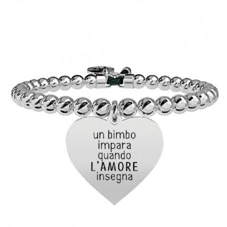 Kidult bracciale Cuore|L'amore insegna - 731326