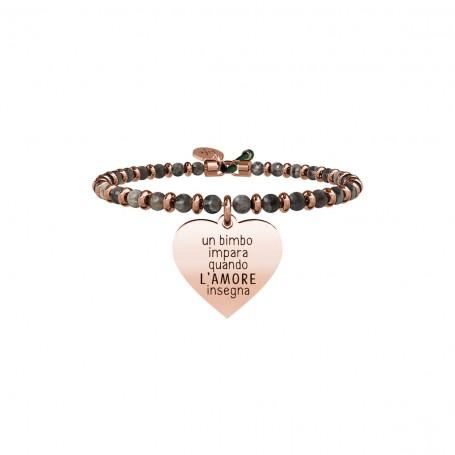 Kidult bracciale Cuore|L'amore insegna - 731440