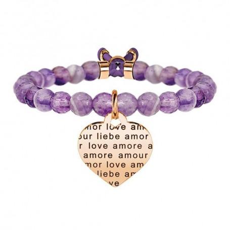 Kidult bracciale Cuore|Amore senza confini - 731131