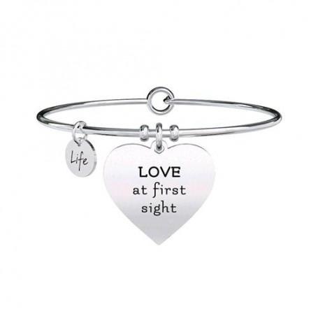 Kidult bracciale rigido Cuore|Amore a prima vista - 731267