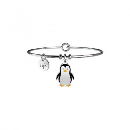 Kidult bracciale rigido Pinguino|Amicizia - 731242
