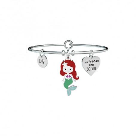 Kidult bracciale rigido Sirena Libertà - 731316