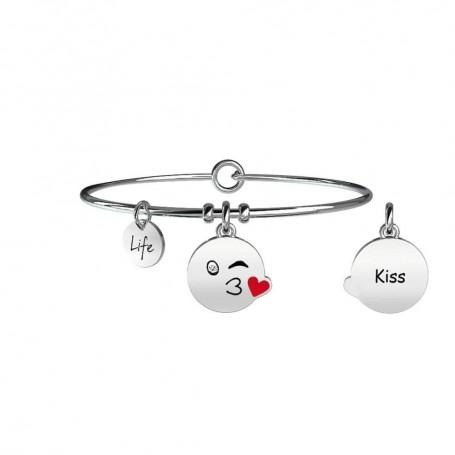 Kidult bracciale rigido KISS collezione LIFE Symbols - 231676