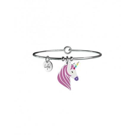 Kidult bracciale rigido Unicorno|Desideri- 731241