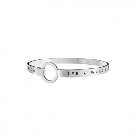 Kidult bracciale rigido in acciaio collezione LIFE Philosophy | 231696