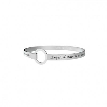 Kidult bracciale rigido in acciaio collezione LIFE Philosophy   231722
