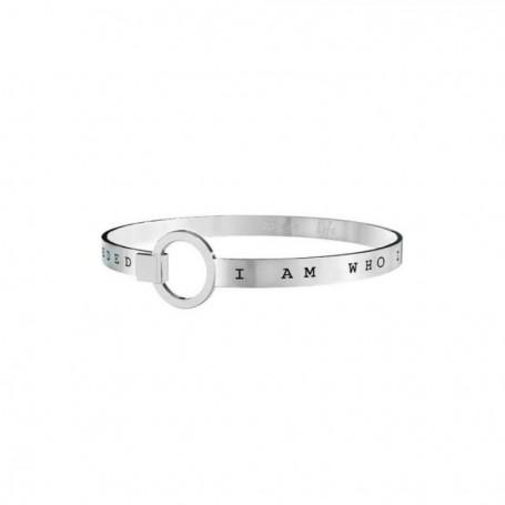Kidult bracciale rigido in acciaio collezione LIFE Philosophy | 231710