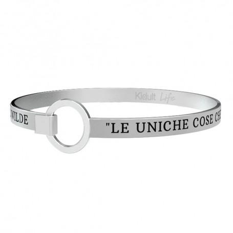 Kidult bracciale rigido in acciaio collezione LIFE Philosophy | 731309