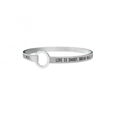 Kidult bracciale rigido in acciaio collezione LIFE Philosophy | 731306