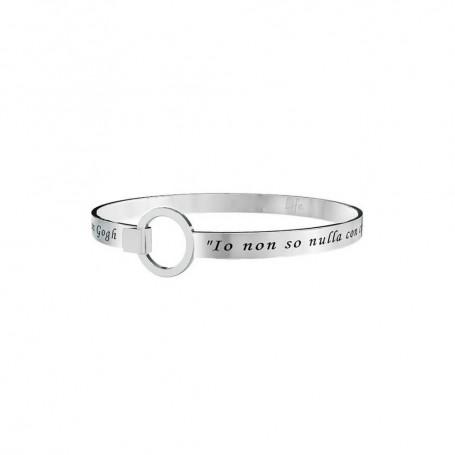 Kidult bracciale rigido in acciaio collezione LIFE Philosophy   231704