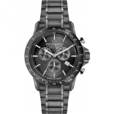 Philip Watch orologio da polso funzione cronografo collezione Grand Reef | R8273614001