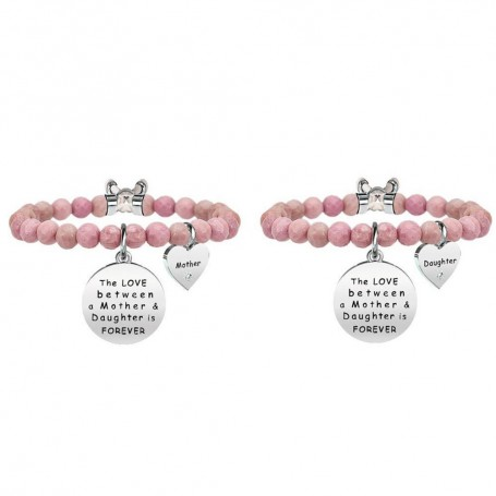 Kidult due bracciali Mamma&Figlia Forever collezione LIFE Family  731124