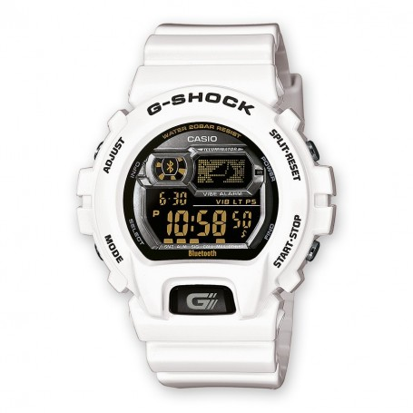 Casio GB 6900B 7ER - Bluetooth Bianco