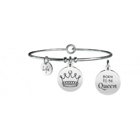 Kidult bracciale rigido Corona|Carisma collezione LIFE Symbols - 731257