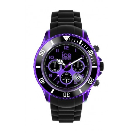 Ice Chrono Electrik Black Purple