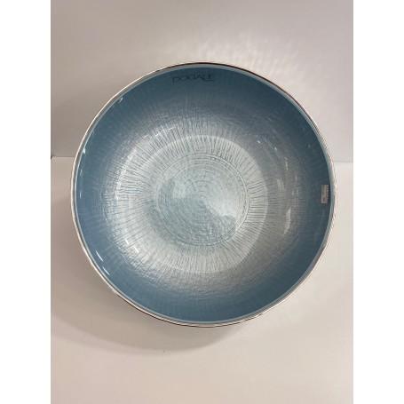 Dogale ciotola smaltata azzurro | 51.35.0353
