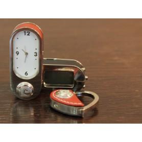 Pierre Cardin alarm clock Keyring